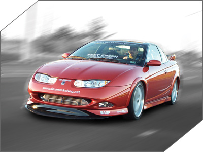 on 92 Acura Integra With Body Kit