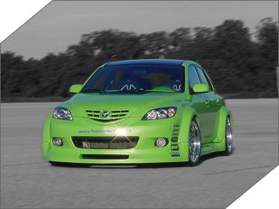 U002706 Mazda 3 Wide Body