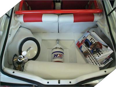 99 Acura Integra GSR White