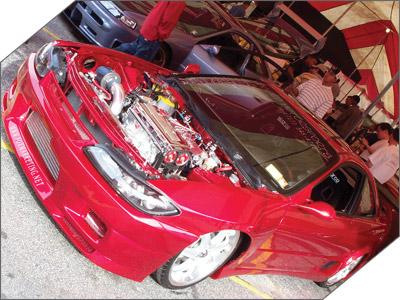 99 Acura Integra Gsr Red