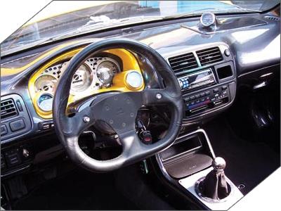 U002798 Honda Civic EX