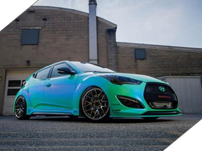 13 Fox Marketing Hyundai Veloster Turbo