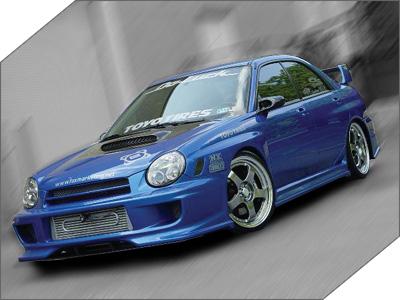 '02 Subaru WRX